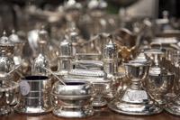 Vintage-sterling-silver-Coffee-Tea-set