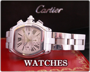 sell cartier watches