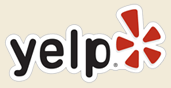 Trusted by customers - see Yelp reviews