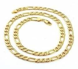 18.6 DWT, 28 grams, 14KT gold chain